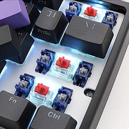 Ducky One 2 Mini Rgb Keyboard  Cherry Mx Black
